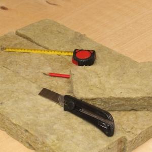 Базальтовая вата для утепления стен