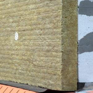 Утеплитель для фасада - базальтовая вата