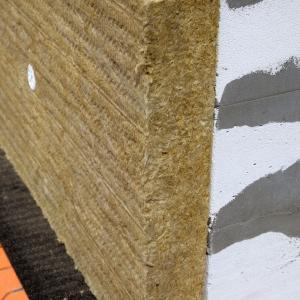 Лучший утеплитель для стен - базальтовая вата