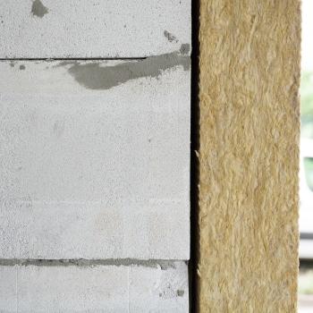 Утепление стен загородного дома с помощью Басвул